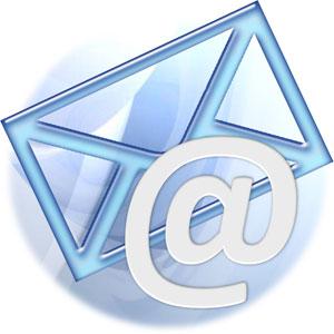 email, kontaktný email, mailhosting